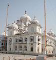 A view of Takht Shri Harmandir Saheb, Patna.